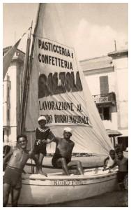 vela storica balzola
